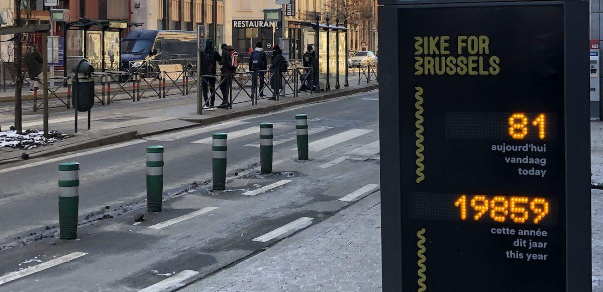 Compteurs vélos