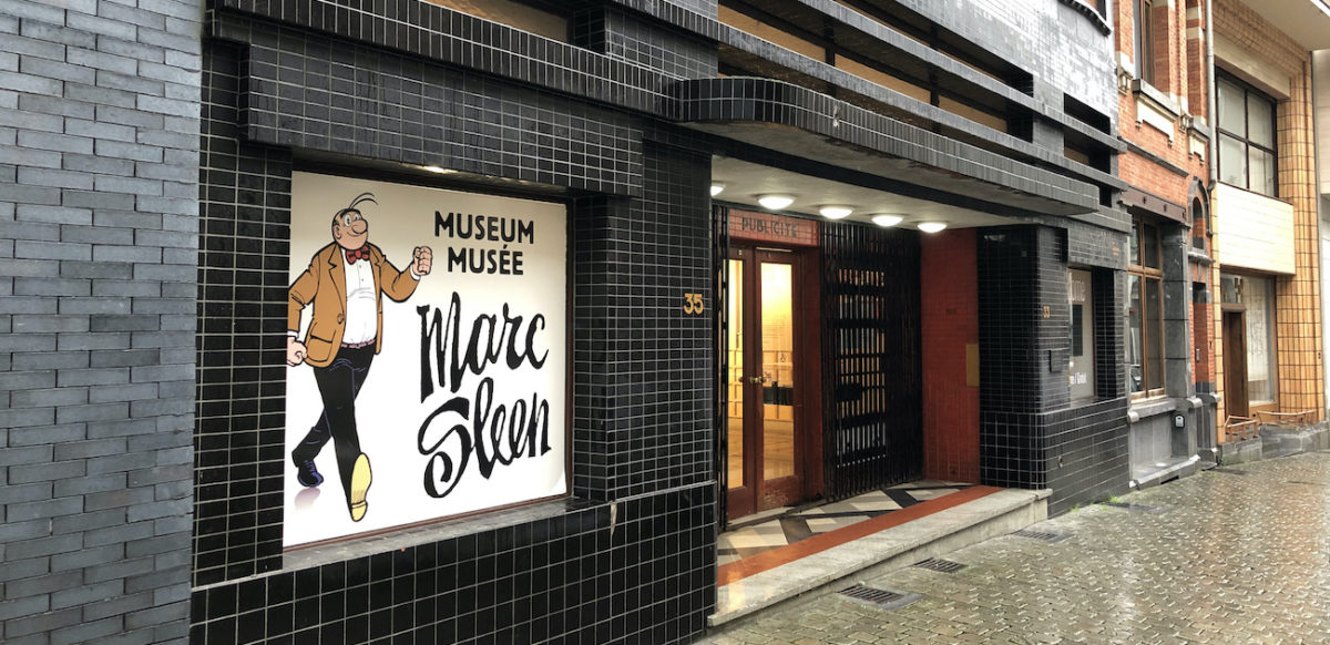 Musee Marc Sleen